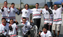 Youth Roller Hockey - Roller Kings (16 and Under)