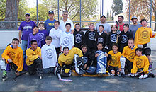 Youth Roller Hockey - Roller Kings (10 and Under)