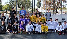 Youth Roller Hockey - Roller Kings (6 and Under)