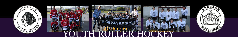 Burbank Youth Roller Hockey