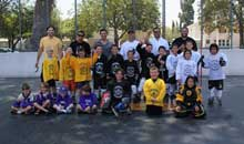 Youth Roller Hockey - Roller Kings (7 and Under)