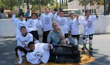 Youth Roller Hockey - Roller Kings (9 and Under)